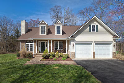 Bedford Single Family Home For Sale: 1174 Chapel Woods Dr