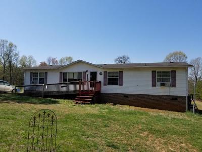 Franklin County Single Family Home For Sale: 8085 Truevine Rd