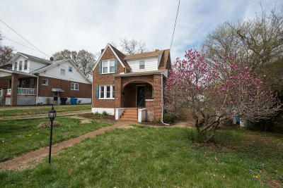 Roanoke Single Family Home For Sale: 2814 Huntington Blvd