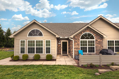 Roanoke County Attached For Sale: 5518 Orchard Villas Cir