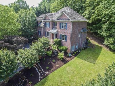 Roanoke County Single Family Home For Sale: 6410 Hidden Woods Dr