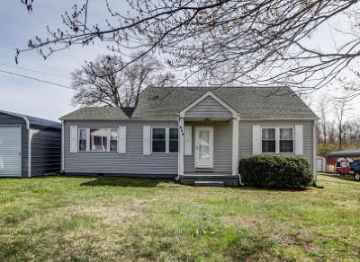 Pittsylvania County Single Family Home For Sale: 128 Northside Dr