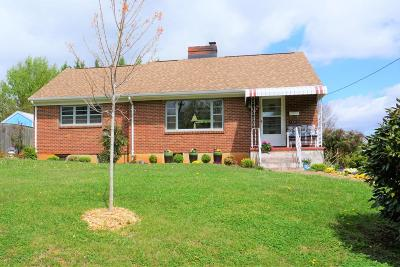 Bedford Single Family Home For Sale: 1205 Park St