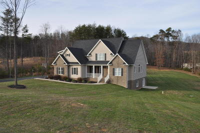 Botetourt County Single Family Home For Sale: 632 Thornblade Way