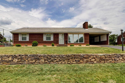 Single Family Home For Sale: 4329 Fontaine Dr