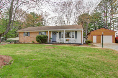 Bedford Single Family Home For Sale: 1012 Windy Ridge Dr