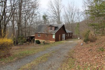 Franklin County Single Family Home For Sale: 125 Ridgeway Rd