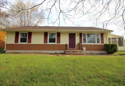 Salem Single Family Home For Sale: 501 Moran Ave