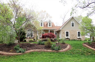 Franklin County Single Family Home For Sale: 34 Necie Ln