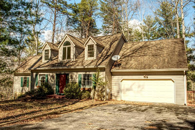 Goodview Single Family Home For Sale: 1490 Old Plantation Rd