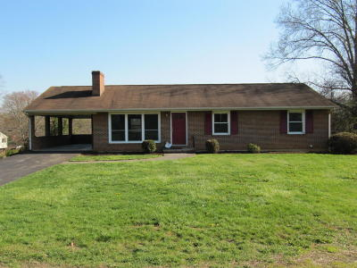 Roanoke County Single Family Home For Sale: 4402 Fontaine Dr