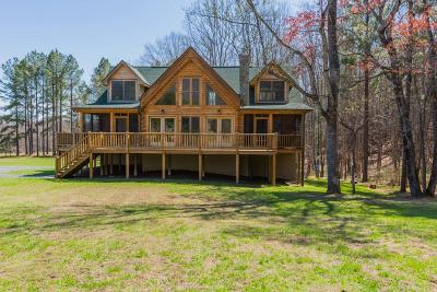 Bedford Single Family Home For Sale: 1708 Sharps Mountain Rd
