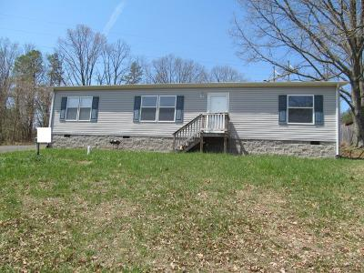 Troutville Single Family Home For Sale: 66 Tranquility Ln