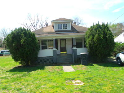 Roanoke Single Family Home For Sale: 2106 Staunton Ave NW
