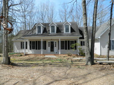 Botetourt County Single Family Home For Sale: 1805 Grove Hill Rd
