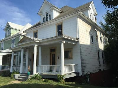 Roanoke Multi Family Home For Sale: 647 Day Ave SW