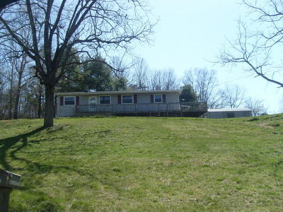 Botetourt County Single Family Home For Sale: 1100 Mountain Valley Rd