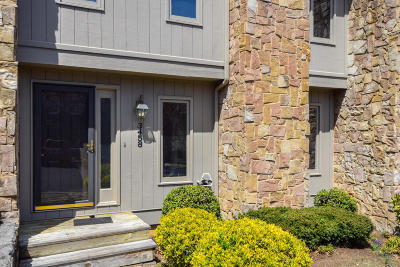 Roanoke County Attached For Sale: 3458 Londonderry Ct