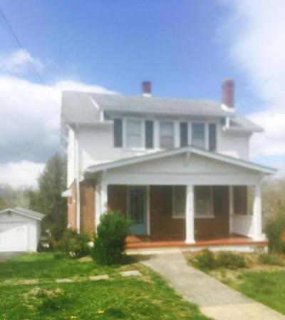 Roanoke Single Family Home For Sale: 2519 Oregon Ave SW