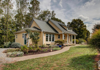 Single Family Home For Sale: 2162 Thomason Ln
