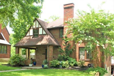 Roanoke City County Single Family Home For Sale: 3207 White Oak Rd SW