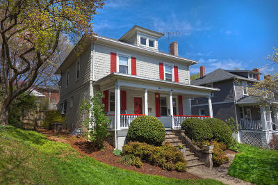 Roanoke Single Family Home For Sale: 2311 Wycliffe Ave