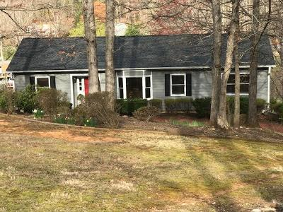 Franklin County Single Family Home For Sale: 105 Cove Dr