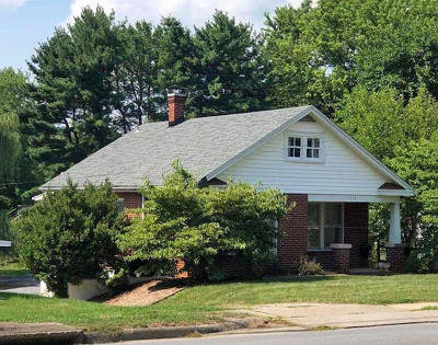 Bedford County Single Family Home For Sale: 1119 Longwood Ave