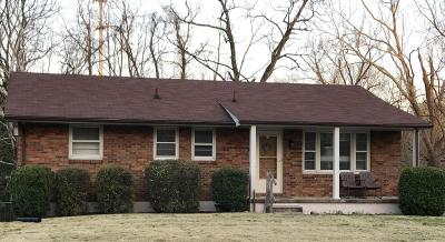 Roanoke Single Family Home For Sale: 2321 Meadowbrook Rd NW