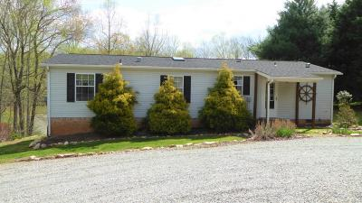 Single Family Home For Sale: 1290 Crafts Church Rd