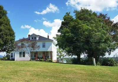 Franklin County Single Family Home For Sale: 390 Kemp Ford Rd