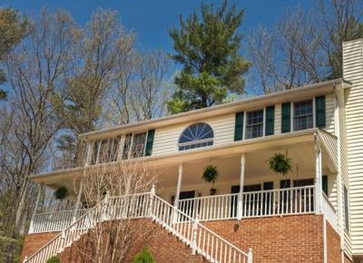 Roanoke Single Family Home For Sale: 7636 Mt Chestnut Rd