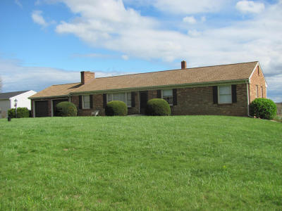 Bedford County Single Family Home For Sale: 12748 Dickerson Mill Rd
