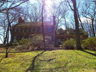Bedford Single Family Home For Sale: 3470 Fancy Farm Rd