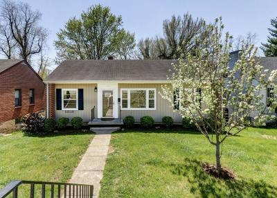 Roanoke Single Family Home For Sale: 742 Windsor Ave SW