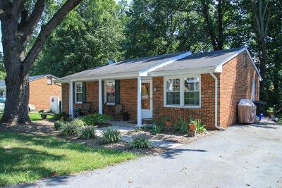 Roanoke County Single Family Home For Sale: 423 Missimer Ln