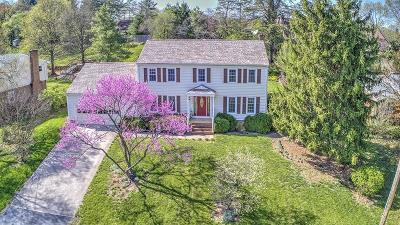 Roanoke County Single Family Home For Sale: 3735 Chesterton St SW