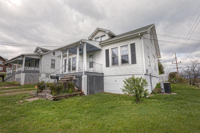Roanoke Single Family Home For Sale: 801 James St SW
