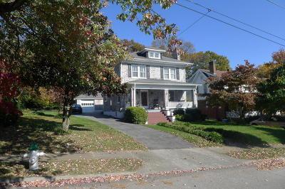 Roanoke VA Single Family Home For Sale: $219,000