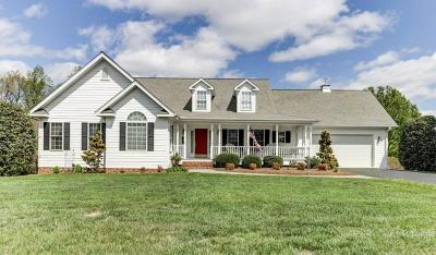 Bedford County Single Family Home For Sale: 412 Back Nine Dr