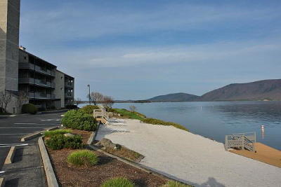 Franklin County Attached For Sale: 6605 Smith Mountain Rd #206