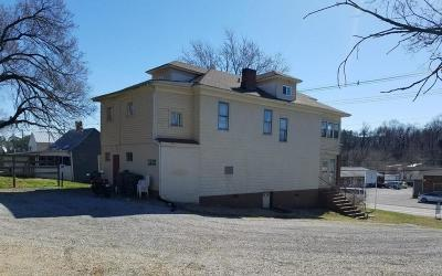 Salem Single Family Home For Sale: 913 E Main St