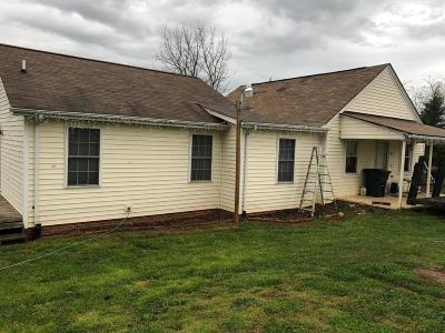 Franklin County Single Family Home For Sale: 600 Listening Hill Rd