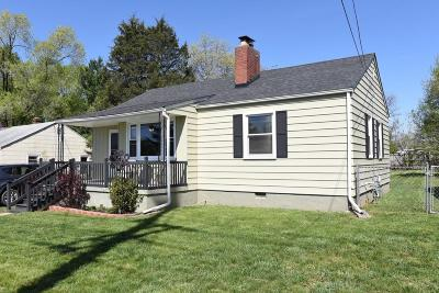 Roanoke Single Family Home For Sale: 711 Hershberger Rd NW