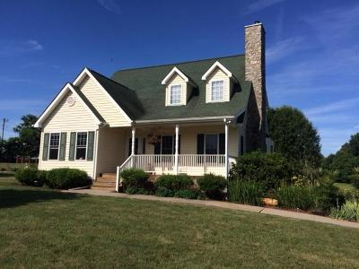 Moneta Single Family Home For Sale: 3218 Ayers Rd