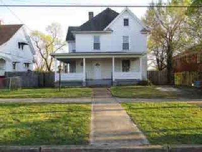 Roanoke Single Family Home For Sale: 918 Staunton Ave NW