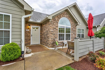 Roanoke County Attached For Sale: 5464 Orchard Villas Cir