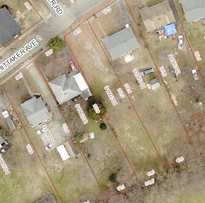Roanoke City County Residential Lots & Land For Sale: Whittaker Ave NE