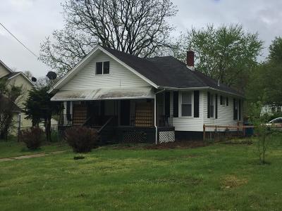 Roanoke Single Family Home For Sale: 4220 Old Mountain Rd NE