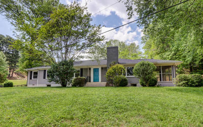 Roanoke Single Family Home For Sale: 6103 Sugar Loaf Mountain Rd